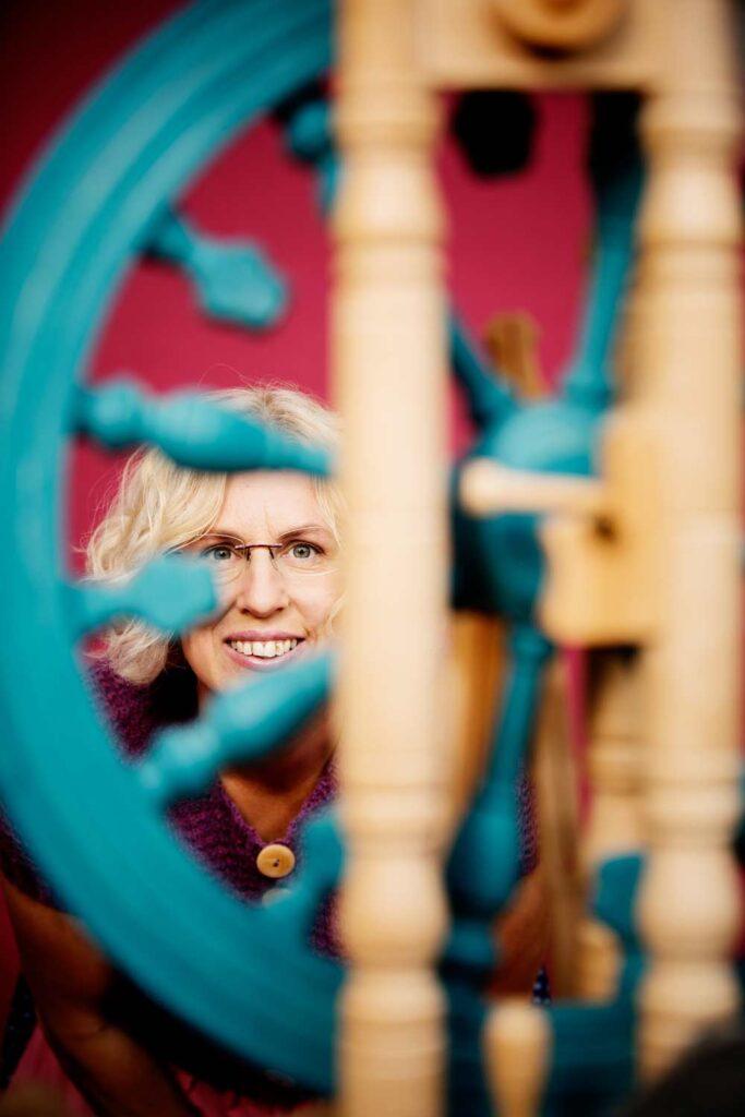 Seminarbäuerin Roswitha Müllner-Balon